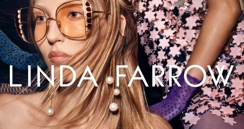 Linda Farrow Spring Summer 2020 Campaign01 1